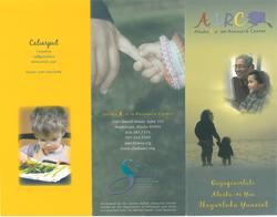 AARC Brochure, Yup'ik.