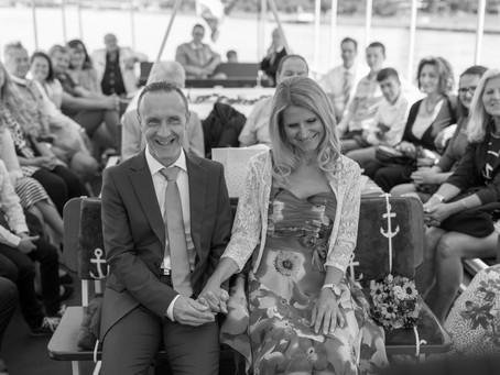 In den Hafen der Ehe mit der MS Sissi