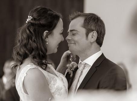 Standesamtliche Hochzeit von  Christine & Christian