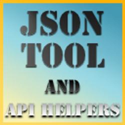 Json Tool And API Helpers