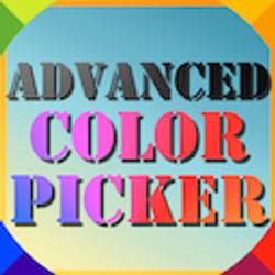 Advanced Color Picker