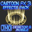 Effect : Beautiful cartoon style FX pack - Cartoon FX Pack 3