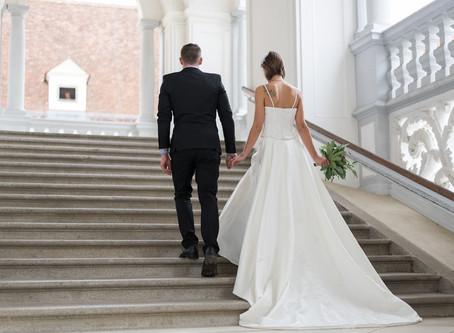 Wedding Shoot im Stift St. Florian