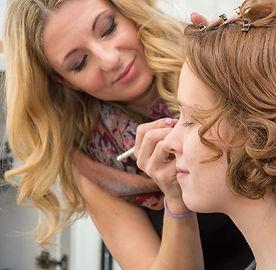 @work, makeupartist, styling