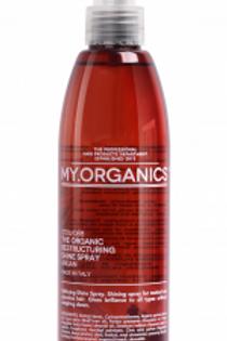 THE ORGANIC RESTRUCTURING SHINE SPRAY – ARGAN, 250 ml