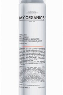 REVITALIZING ELIXIR – SHAMPOO, 250 ml