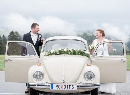 Hochzeit mit Traditionen