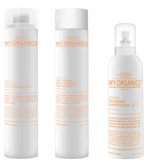 THE ORGANIC AFTER SUN CREAM HAIR AND BODY, 250 ml