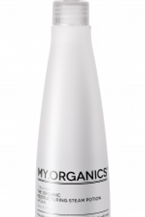 THE ORGANIC RESTRUCTURING STEAM POTION – ARGAN, 250 ml