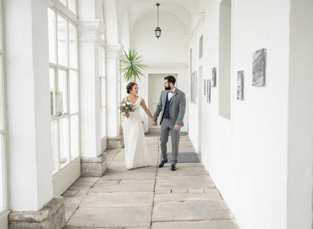 Hochzeitsshooting im Schloss Ennsegg