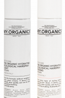 THE ORGANIC HYDRATING ECOLOGICAL HAIRSPRAY  – ARGAN, Strong, 250 ml