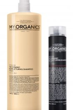 THE ORGANIC RESTRUCTURING SHAMPOO – ARGAN, 50 ml
