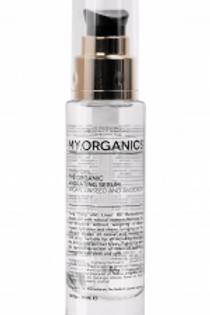 THE ORGANIC HYDRATING SERUM – ARGAN, LINSEED AND AVOCADO, 50 ml