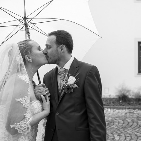 Regenwetter bei der Hochzeit? - Na und!!!
