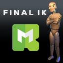 Animation : The final Inverse Kinematics solution : Final IK