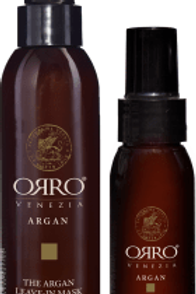 THE ARGAN LEAVE IN MASK