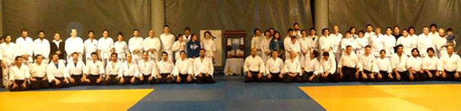 2do Encuentro Nacional de Aikido; Zona Centro - Santaigo