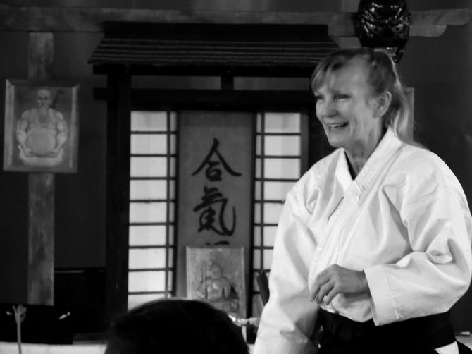 """Entrevista a Patricia Hendriks Shihan: """"Siento que el Aikido tiene la habilidad de derribar barreras"""