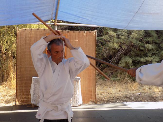 """Entrevista a Daniel Toutain Sensei: """"El Aikido puede ser una manera diferente de ver las cosas, dond"""