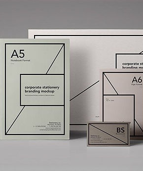 40 Stationery Mockup Templates You Can D