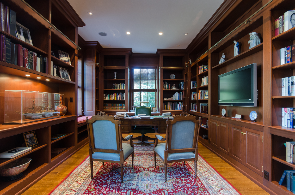 Offices, Closets & Bedrooms
