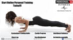 E-fitness training