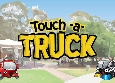 Touch-A-Truck Sensory-Friendly