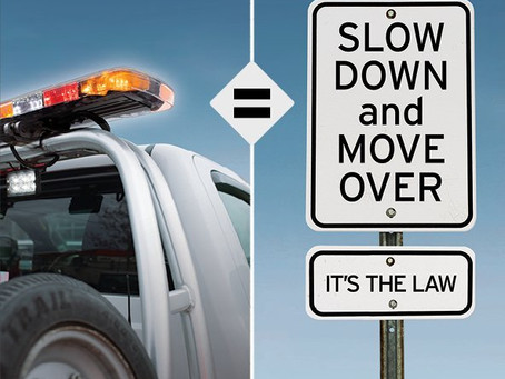 Slow Down Move Over Law Updated in Nova Scotia Now Includes Tow Trucks