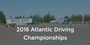 Atlantic Driving Championships 2016 Results