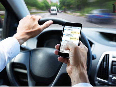 End Distracted Driving Now