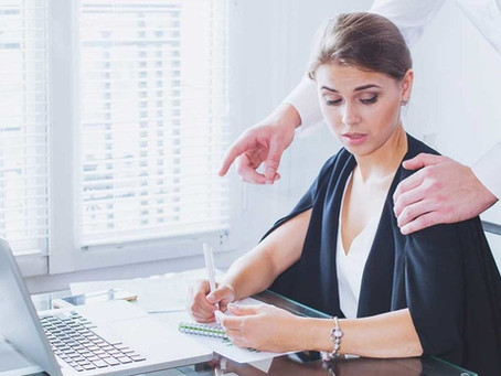 Workplace Survey For Harassment & Sexual Violence in Federal Workplace