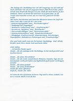 Ausbildung Homöopathie, Mensch und Tier, Teilnehmerstimme 1