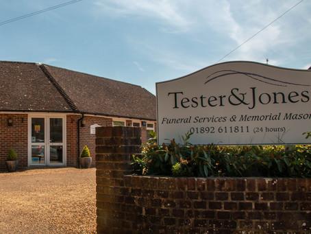 Tester & Jones celebrates 15th anniversary