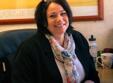Meet the team… Lorna Ashworth