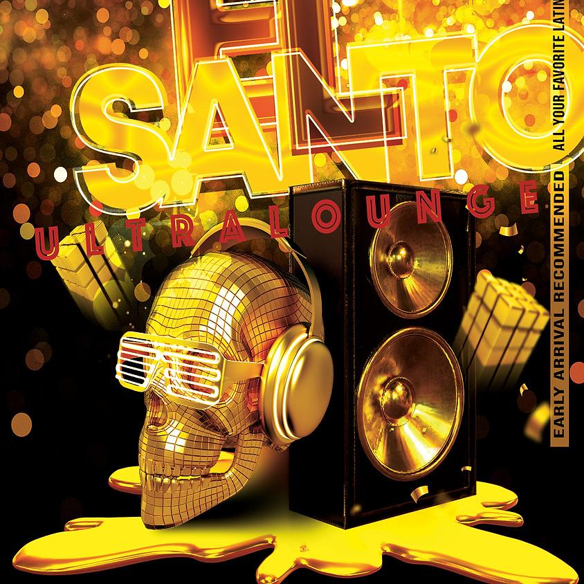 Friday Nights @ El Santo Ultralounge