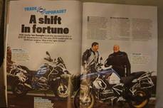 RiDE Magazine - 'Trade or Upgrade' feature.