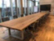 Konferenztisch Besprechungstisch Schreibtisch Office Table | Holzwerk-Hamburg