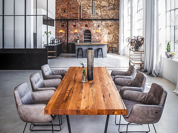Esstisch Massivholztisch Eichentisch Table Dinningtable