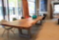 Konferenztisch | Baumtisch | Esstisch | Liveedgetable | Table | Dinningtable | Holztisch | Holzwerk-Hamburg