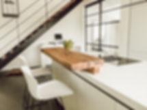 Küchentresen | Bartresen | massiv aus Holz | Holztresen | Holzwerk-Hamburg