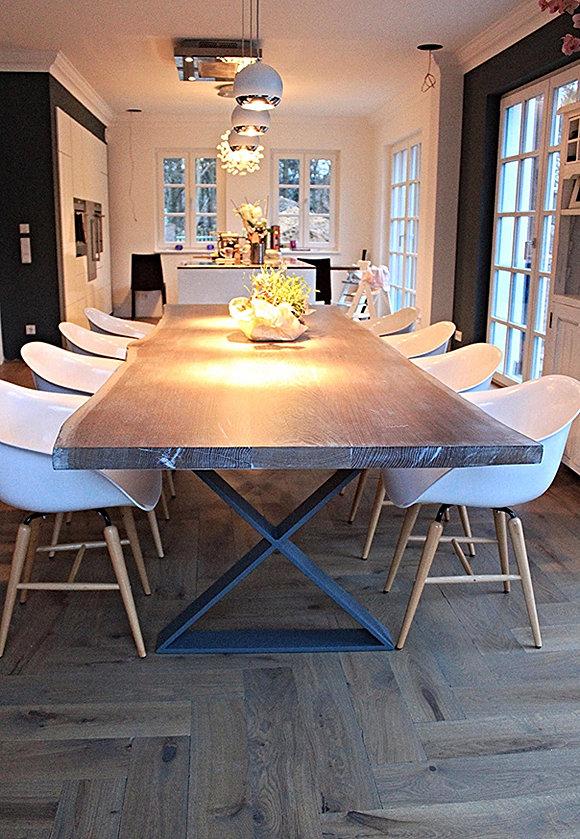 massivholz esstische nach ma holzwerk hamburg. Black Bedroom Furniture Sets. Home Design Ideas