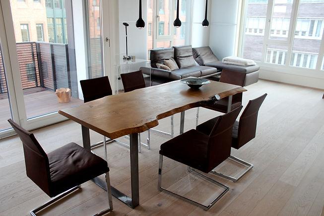 Baumtisch Büro