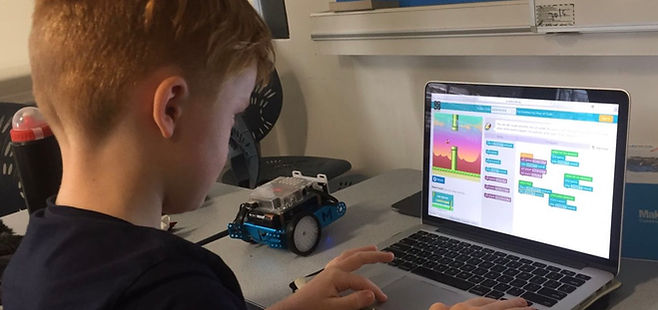 S.M.A.R.T kids classes at Creative Coding