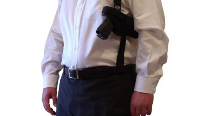 Universal Concealed Holster for Glock 17 Beretta M92 Airsoft Pistol Holster