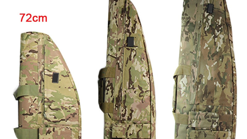 72 95 120 Cm Nylon Gun Bag Case Airsoft Rifle Bag Backpack Hunting Accessories