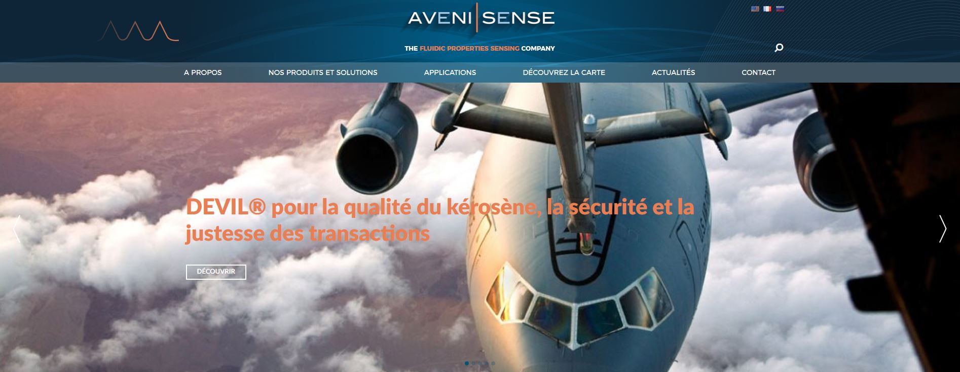 Avenisense (instrumentation scientifique)