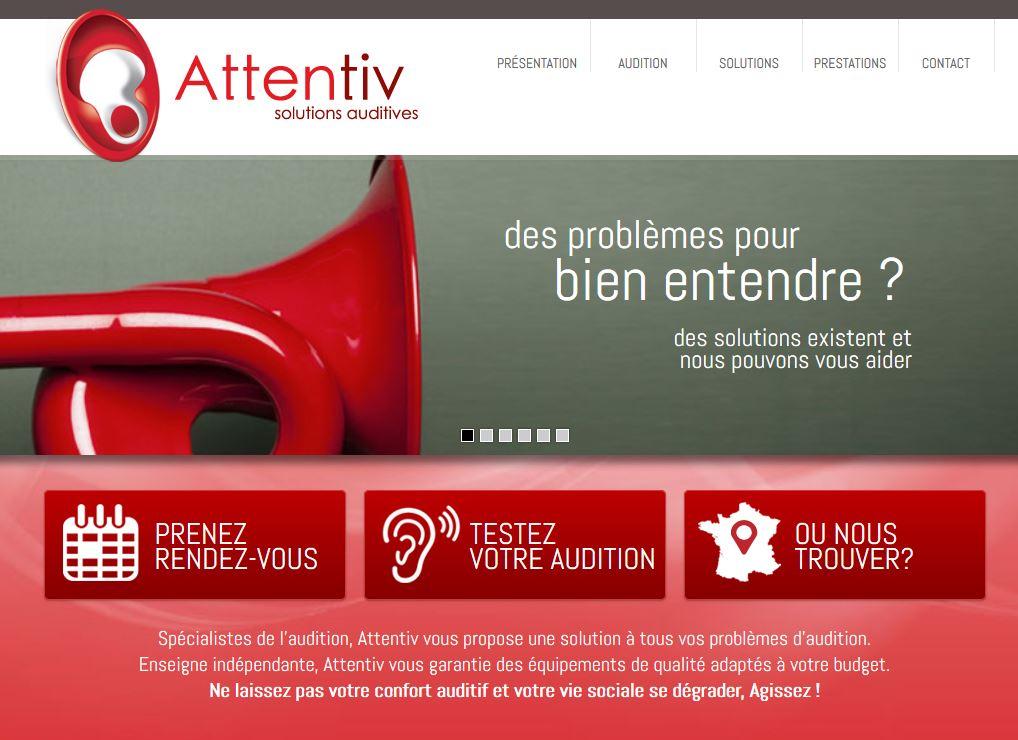 Attentiv (audioprothésiste)