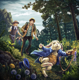 Alice im Wunderland by Virtual Escape Alice7
