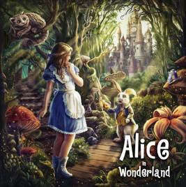 Alice im Wunderland by Virtual Escape Alice1