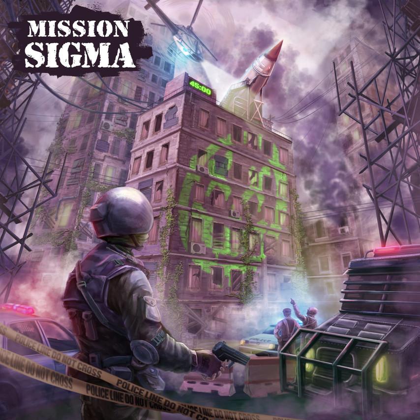 VR Escape Room Abenteuer Mission Sigma